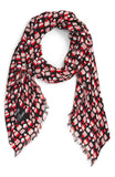 Kate Spade New York Petit Four Cake Oblong Scarf