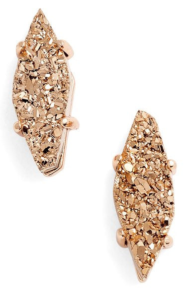 Kendra Scott Brooke Stud Earrings - Multiple Colors