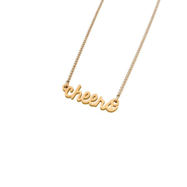 Holiday Cheers Necklace