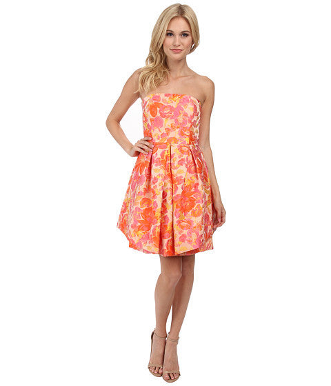 Trina Turk 'Audrey' Print Fit & Flare Dress