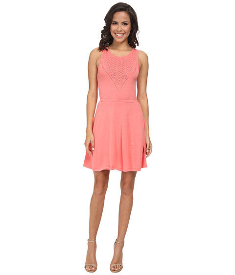 Trina Turk Roxanna Sleeveless Fit & Flare Dress