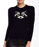 Kate Spade New York Raccoon Sweater