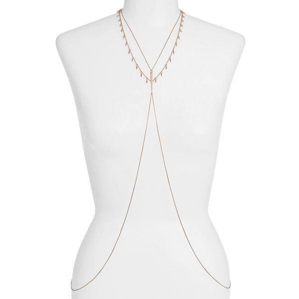 Kendra Scott Joslyn Body Chain - Multiple Colors