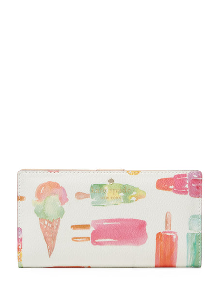 Kate Spade Flavor of the Month Cedar Street Stacy Wallet