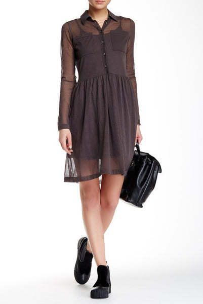 Marc by Marc Jacobs Sophia Mesh Dress