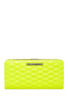 Rebecca Minkoff Sophie Leather Snap Wallet