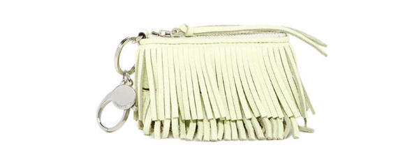 Rebecca Minkoff Finn Leather Bag Charm - Multiple Colors