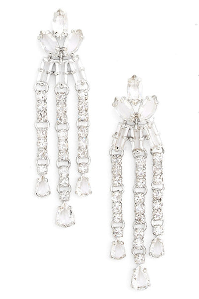 Kate Spade New York Drama Chandelier Earrings