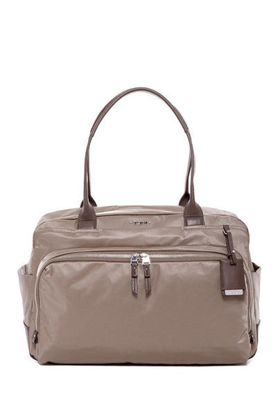 Tumi Voyageur Nylon Athens Carry-All in Fossil