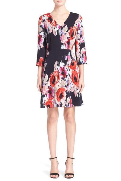 Kate Spade New York Hazy Floral Dress