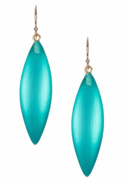 Alexis Bittar Lucite Small Drop Earrings - Multiple Colors