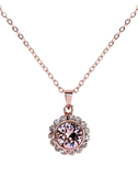 Ted Baker London Crystal Daisy Necklace - Multiple Colors