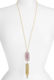 Kendra Scott 'Rayne' Pendadnt Tassel Necklace - Multiple Colors
