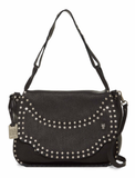 Frye Nikki Nail Head Flap Leather Shoulder Bag - Multiple Colors