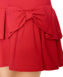 RED Valentino Jersey Bow Dress