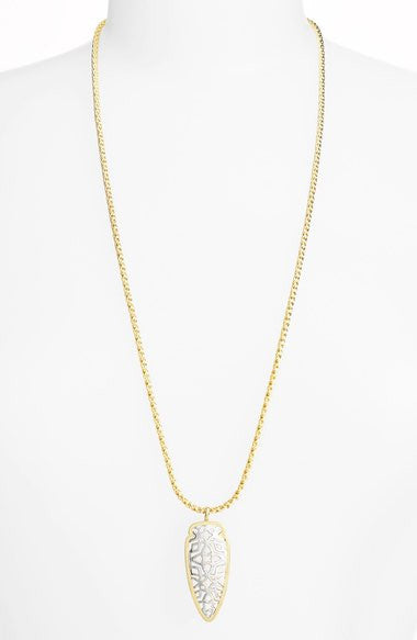 Kendra Scott Sienna Glam Rocks Necklace - Multiple Colors