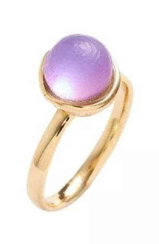 Alexis Bittar Mini Sphere Lucite Ring - Multiple Colors