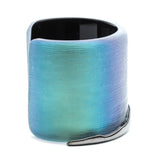 Alexis Bittar Liquid Metal Edged Bracelet