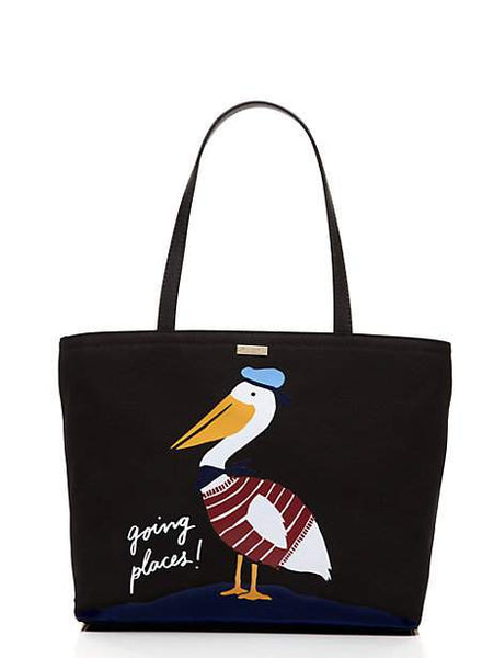Kate Spade New York Expand Your Horizons Pelican Francis