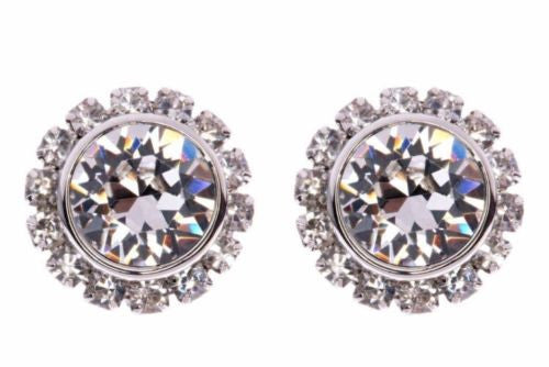 Ted Baker London Crystal Daisy Stud Earrings - Multiple Colors