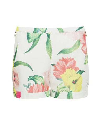 Ted Baker London Jarah Flowers at High Tea Short