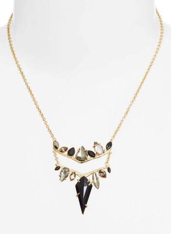 Alexis Bittar 'Miss Havisham - Liquid' Tiered Pendant Necklace