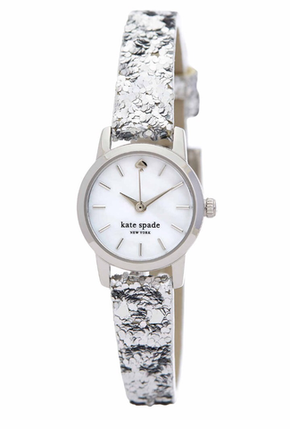 Kate Spade New York Tiny Metro Sequin Analog Watch