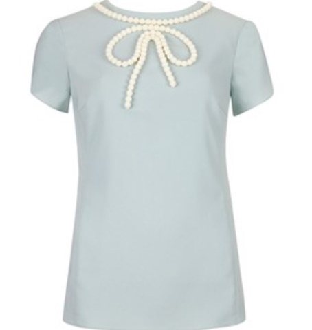 Ted Baker London 'Ianete' Bow Top