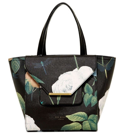Ted Baker London Dania Distinguishing Rose Large Shopper