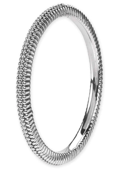 Simon Sebbag Prosecco Sterling Silver Bangle
