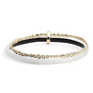 Alexis Bittar 'Lucite' Paired Bangle Bracelet - Multiple Colors