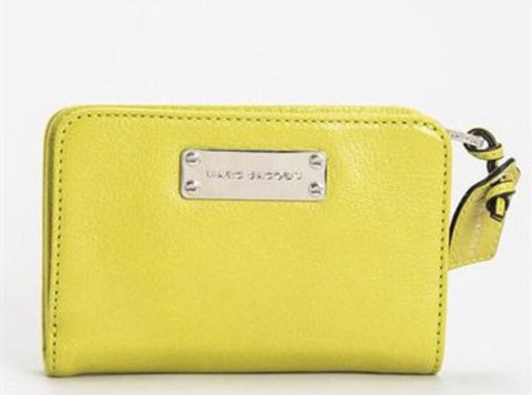 Marc Jacobs Collection Wellington The Compact Leather Wallet