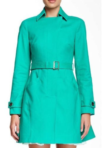 Ted Baker London Meeliye Long Belted Trench Coat