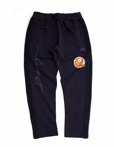 BNGA Sweat Slacks | Navy