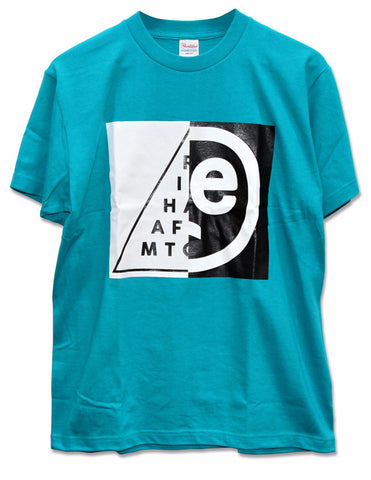 "QoffeeShop ""King & Queen of Swag"" Cross Logo Tee 