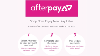 after pay is now available