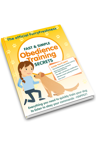 15% OFF! Obedience Training Secrets Bundle