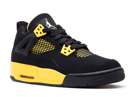 "air jordan 4 retro (gs) ""thunder"" - R3BOUND"