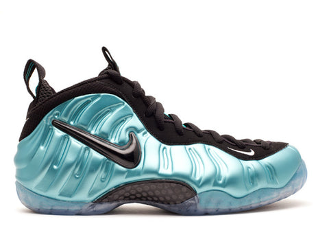 "air foamposite pro ""electric blue"" - R3BOUND"