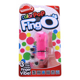 Color Pop FingO Nubby Finger Vibe in Assorted Colors
