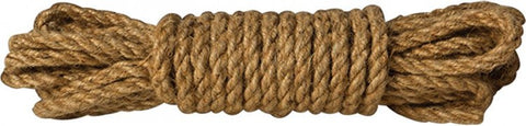 OUCH! Shibari Rope 10 Meters of Hemp Rope