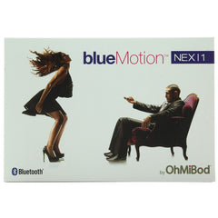 Oh MiBod blueMotion NEX1 Bluetooth and Wifi Remote Massager