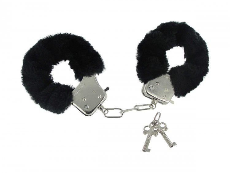 Frisky Caught in Candy Handcuffs - Black