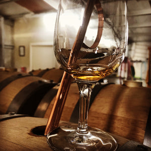 Nonesuch Whisky - The Spirit is Out Of The Cask