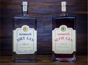 NONESUCH GIN TWIN PACK