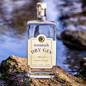 Nonesuch Tasmanian pot distilled Dry Gin