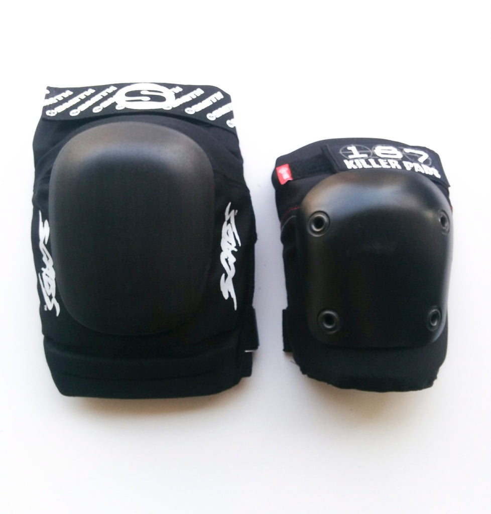 The Anatomy of a Knee Pad