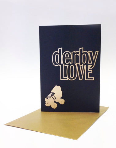 Solid Gold Derby Love