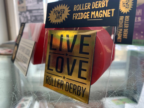 Love for Derby is magnetic