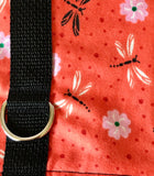 Dragonflies Dog Walking Harness